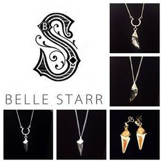 Belle Starr Accessories - Inspired by horses, spurs, saddles, and all things equine! Swarovski crystals, hand made in Mexico.
