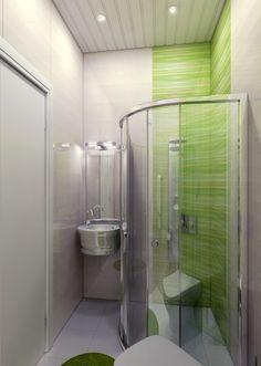New bathroom makeover decor toilets Ideas Modern Small Bathrooms, Tiny Bathrooms, Bathroom Design Small, Modern Bathroom, Bath Design, Bathroom Ideas, Simple Bathroom, Budget Bathroom, Bathroom Organization