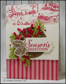 Peaceful Boughs Bundle from Stampin' Up! Stampin Up Christmas, Christmas Cards To Make, Christmas Tag, Xmas Cards, Handmade Christmas, Holiday Cards, Christmas Crafts, Chrismas Cards, Christmas 2019
