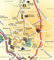 Garitos de Madrid. Tapas, bares, restaurantes y discos.: RUTAS x Madrid