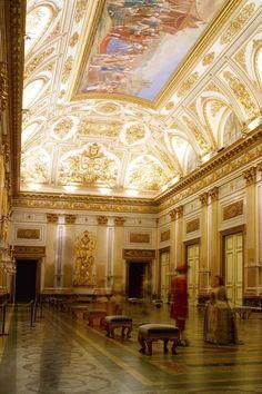 映画『スターウォーズ』の撮影地にもなったイタリアの カゼルタ宮殿 | 世界遺産
