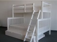 Twin over Full Bunk Bed + Trundle for $525 delivered.