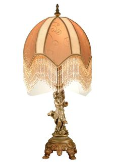 Lamps On Pinterest Victorian Lamps Metallic Lace And