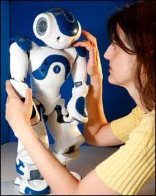 ROBÓTICA E ROBÔS: Cientistas criam robô que 'aprende' emoções com hu...