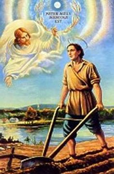 Story about St. Isidore the Farmer - Feast Day 05/15: https://twitter.com/pamphletstoinsp/status/731966166575419392