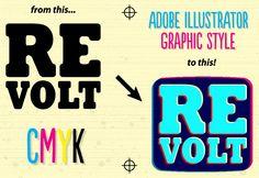Adobe Illustrator Vintage Poster Tutorial
