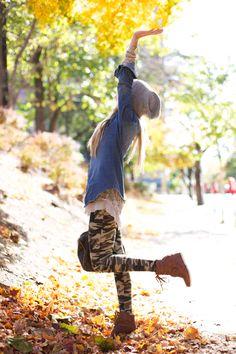 Falling For Fall