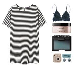 """""""Spring Look"""" by amazing-abby ❤ liked on Polyvore featuring Violeta by Mango, NARS Cosmetics, philosophy and Fujifilm"""