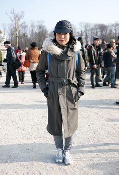 Street style and fashion trends - Lelook http://www.lelook.eu   Paris Fashion Week