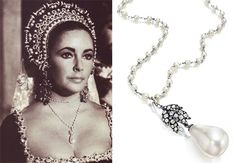 Top 3 Most Expensive Pearl Jewelry Pieces Ever Sold at Auction - Destination Luxury Most Expensive Pearl, Expensive Jewelry, Black Diamond Earrings, Diamond Studs, Sterling Necklaces, Sterling Silver Earrings, Bling Bling, Elizabeth Taylor Jewelry, Pakistan
