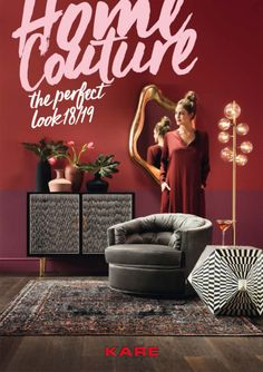 Catalogs - Inspiration for trend addicts and style fans Clean My Space, Spring Fair, Natural Furniture, Home Catalogue, Boarding House, Home Reno, Corporate Design, Lamp Design, Furniture Making