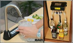 Want for the bar
