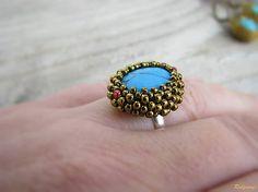 Ridgways / Tyrkenitový prsteň