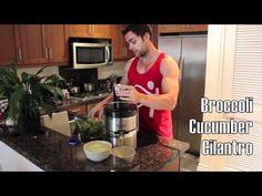 JUICE RECIPES FOR JUICER- HEALING. http://www.fitlife.tv https://www.facebook.com/VegetableJuicing
