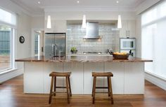 Classic Kitchen Design Mesmerizing Classic Kitchen  The Kitchen Place  Melbourne Australia Inspiration