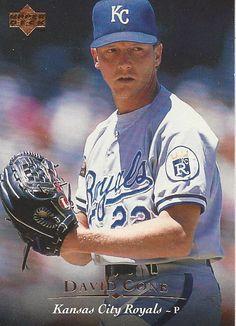 David Cone. 1995 Upper Deck. #178