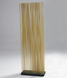 Sticks garden Screen by Extremis - Natural