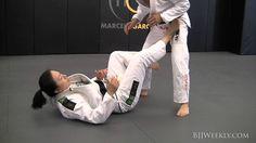 Emily Kwok - Sickle Sweep from Open Guard - Weekly Judo, Muay Thai Martial Arts, Mixed Martial Arts, Hapkido, Gracie Bjj, Jiu Jutsu, Bjj Memes, Jiu Jitsu Training, Jiu Jitsu Techniques