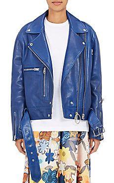 Lotta Leather Moto Jacket