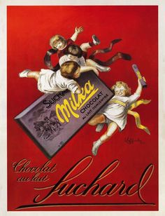 Chocolate candy art   ... canvas oversize Vintage Chocolate and Candy Poster Art - Enjoy Art