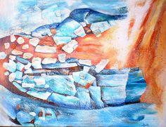Artwork >> Sylvie Boulet >> whether you too you  `m'abandonnes` ...