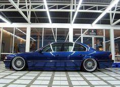 BMW 740il Alpina
