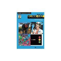 Hal Leonard Signature Licks Best of Blink-182 Book with CD