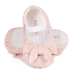 Baby Bloch Baby Ayva, Rose  Such pretty crib shoes! Do they make matching flats for mom? :)