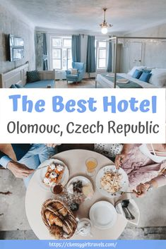 Ms. Sophie's is a fantastic hotel in Olomouc, Czech Republic right int the city center, close to all the top attractions.