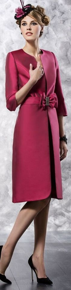 Custom mother of the bride dresses. Two piece formal wear attire for the mothers of the wedding. Mother of the bride attire with long sleeve coat jackets. Find out how much it would cost to make a formal dress like this for your special occasion at www.dariuscordell.com