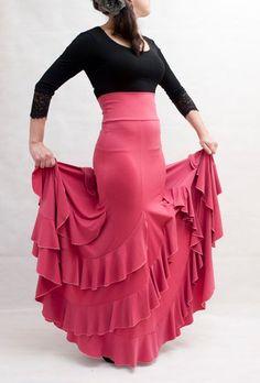 Gonna da Flamenco Azahar