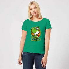 woman/'s available Dinosaur Yoshi And Plumber Mario Funny Men/'s grey t shirt