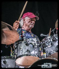 Bill Kreutzmann's Locknstep Allstars at the Lockn' Festival 9/5/14