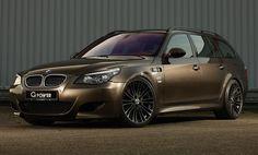 BMW G-POWER M5 HURRICANE RS touring