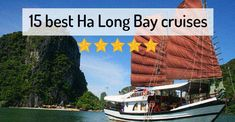 15 best cruises in Halong Bay Cheap Boats, Royal Cruise, Cat Ba Island, Cruise Offers, Ha Long Bay, Best Boats, North Vietnam, Best Cruise, Most Visited
