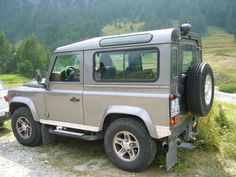 Land Rover Defender - 2013 : Chianale, Italy
