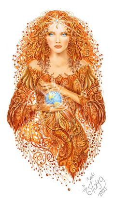 She embraces the true essence of the divine feminine goddess deep into her soul, becoming fully aware of the power held within and creating love to fill the world with the sweet peace craved by all…