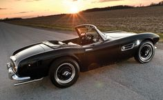 BMW 507 Roadster (1959) Maintenance of old vehicles: the material for new cogs/casters/gears could be cast polyamide which I (Cast polyamide) can produce