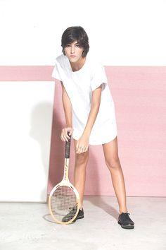 A coleção cápsula da marca über cool Lina Dellic preza pela moda e consumo consciente.
