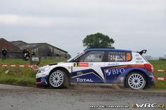 Freddy Loix; Frederic Miclotte; Škoda Fabia S2000; Geko Ypres Rally 2011