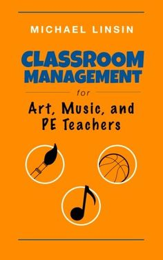 Classroom Management for Art, Music, and PE Teachers by Michael Linsin http://www.amazon.com/dp/0615993265/ref=cm_sw_r_pi_dp_4U4Jwb11VEM9J