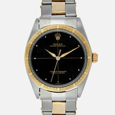 1967 Two-Tone Rolex Zephyr Reference 1008