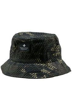 Veritas Camo Bucket Hat