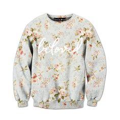 Beloved Floral Sweatshirt