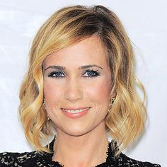 Kristen Wiig's Changing Looks - 2010 - from InStyle.com
