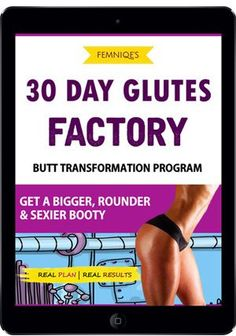 So you have been doing your butt workouts for weeks or maybe even months and yet you're still not getting good results. It seem as if no matter how hard you try nothing is working. This is a common issue with women who are trying to get a bigger butt.   Why isn't my butt getting bigger … Read More →