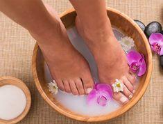 Spa pedicure at home foot soaks dry skin Ideas Foot pedicure at home soaks dry skin ideas