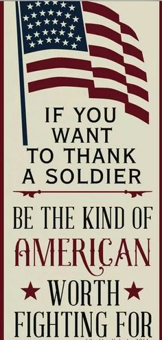 Thank a Soldier