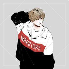 BTS V fanart! Credits to the creator of this masterpiece! Fanart Bts, Taehyung Fanart, Character Inspiration, Character Art, Character Design, Bts E Got7, Bts Art, Drawn Art, Anime Lindo
