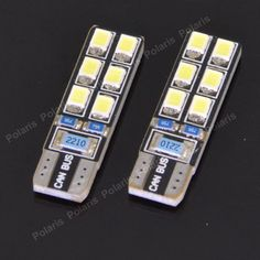 0.56$  Buy here - http://alikdr.shopchina.info/go.php?t=32467067691 - 1Pcs High Quality T10 W5W 194 168 12 LED 2835 SMD CANBUS ERROR FREE Car Auto Wedge Side Lights Door Map Lamp Bulb DC 12V 0.56$ #magazine